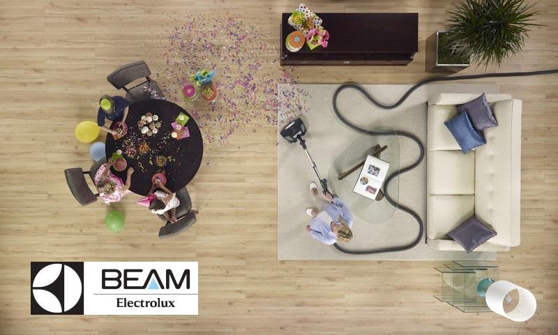 מערכת שאיבה מרכזית BEAM המובילה והטובה בעולם