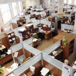 סביבת עבודה נקייה במקום העבודה